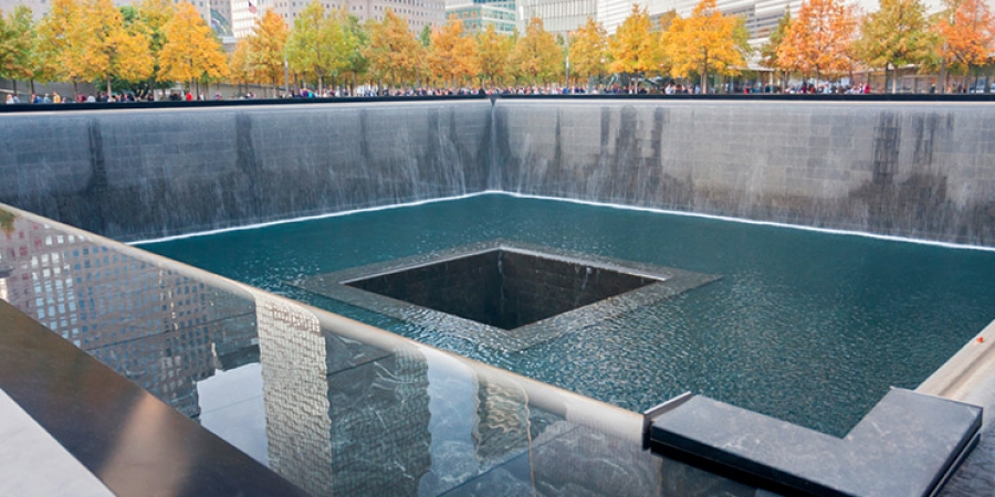 NYC Attractions, 9/11 Memorial