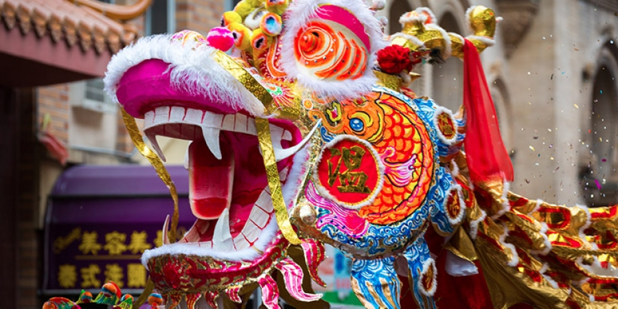 Attractions in New York City, Chinatown