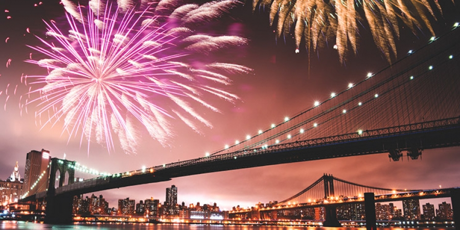 NYC Activities, See the Fireworks