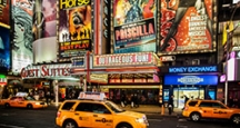 NYC Activities, See a Broadway Show